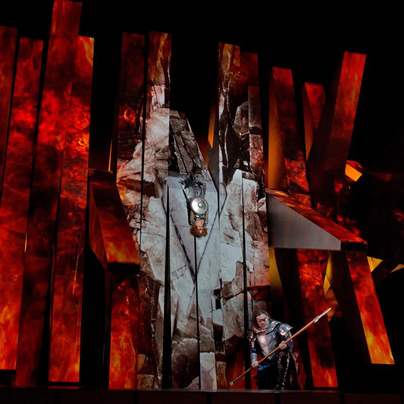 Metropolitan Opera Wagner Ring Cycle