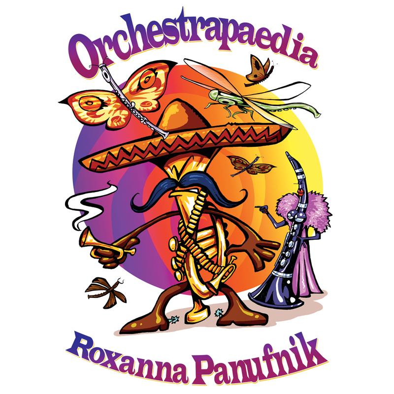 Orchestrapaedia: a new chamber work by Roxanna Panufnik