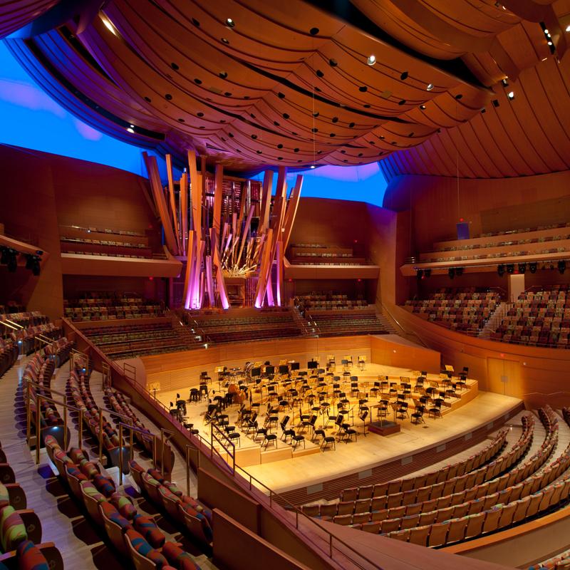 Walt Disney Concert Hall Celebrates Its 10th Anniversary