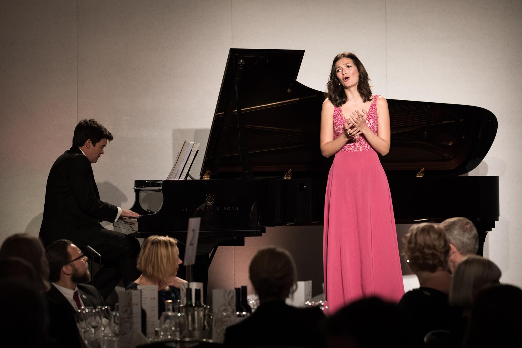 The Solo Vocal Award-winner Marianne Crebassa, accompanied by James Baillieu