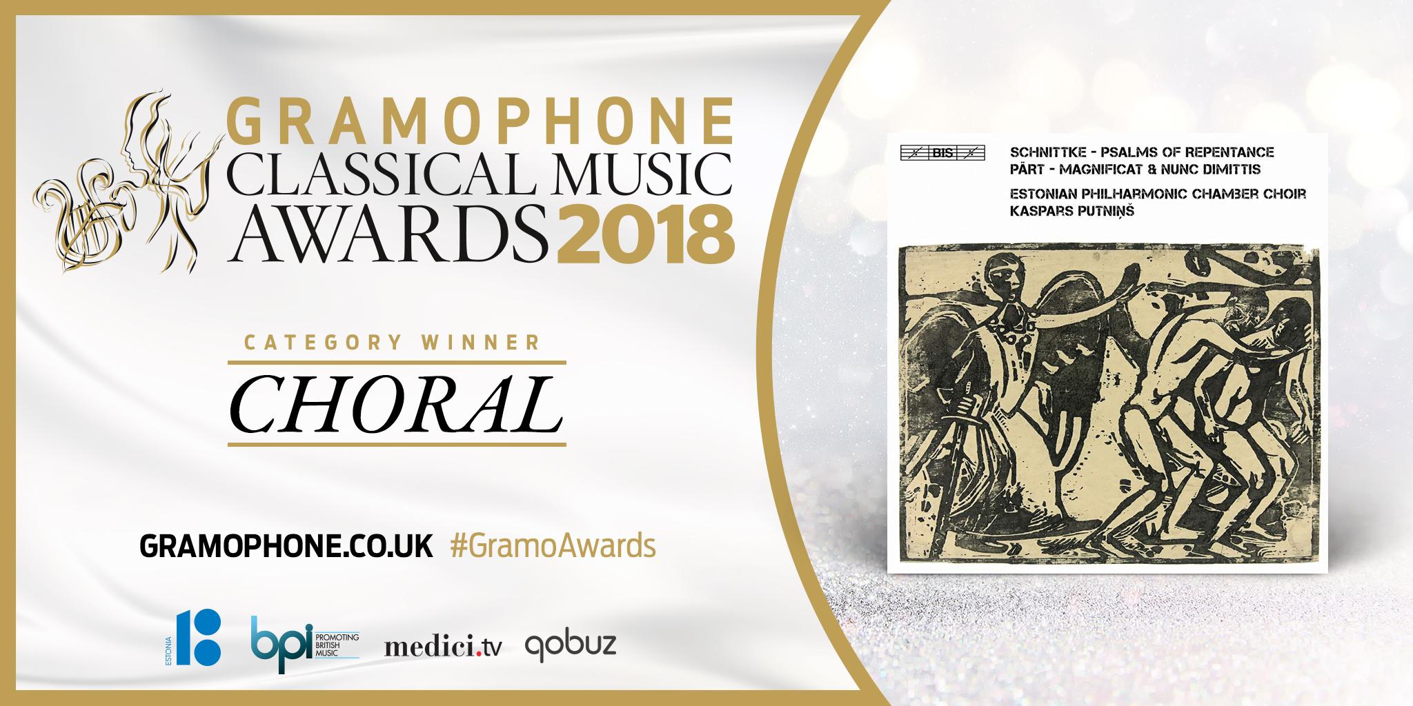 Gramophone Awards 2018