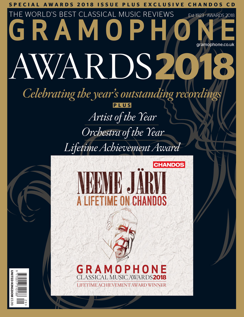 Gramophone Awards issue 2018