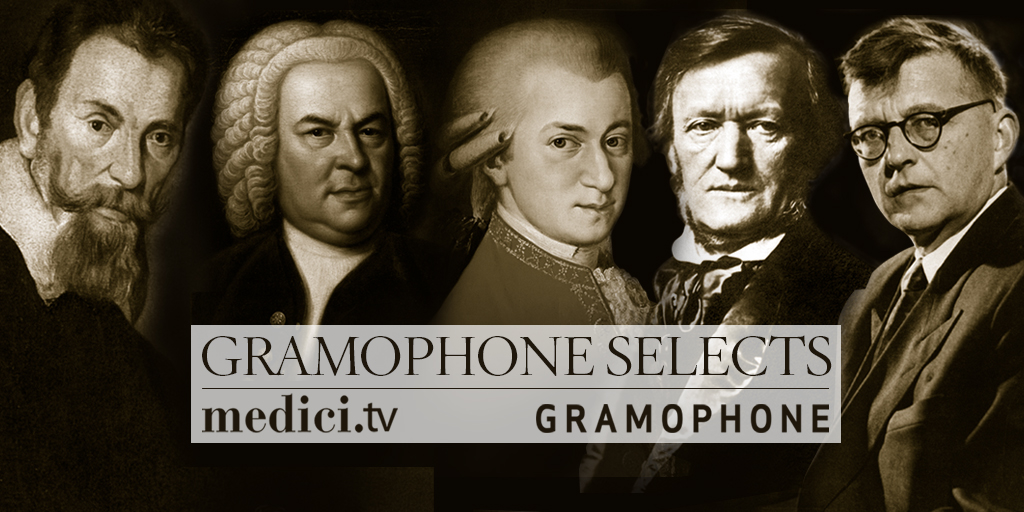Gramophone Selects