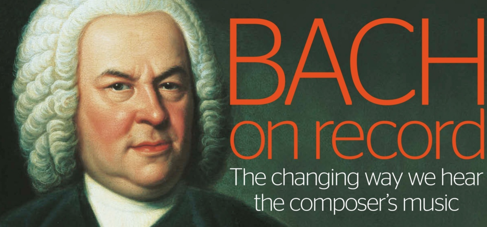 Bach on record