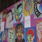 An Avenue of Portraits – produced by artists and young people