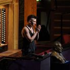 The organist made his solo debut at the Royal Albert Hall in 2008, including an