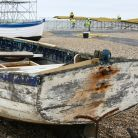 Britten's Peter Grimes on Aldeburgh beach