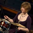 17-year-old percussion category winner Lucy Landymore