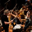 Anne-Sophie Mutter records Dvořák's Violin Concerto with the Berlin Philharmonic
