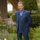 'This year's garden is a…vibrant celebration of the patterns found not only in nature, but also in music, art and communities,' said Chris Beardshaw (Morgan Stanley/John Campbell).