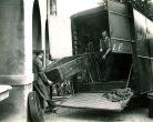 The Hallé arrives at the Cheltenham Music Festival in 1947