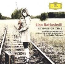 Lisa Batiashvili's new disc is our Record of the Month