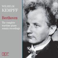 Wilhelm Kempff Beethoven