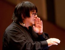 Conductor and vioinist Marat Bisengaliev