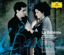 La boheme: Bavarian Radio Symphony Chorus and Orchestra / Bertrand de Billy
