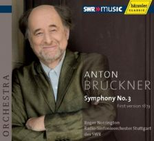 A fine Third in Norrington's Stuttgart Bruckner series