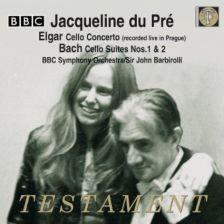 Cello Concerto/Cello Suites Nos. 1 And 2 (Barbirolli, Bbcso)