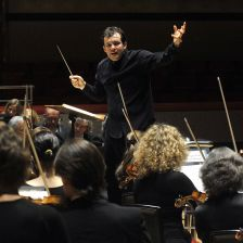 Andris Nelsons has extended his contract with the CBSO