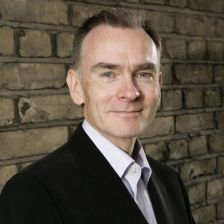 Angus Smith, new artistic director of Music in the Round