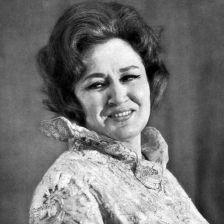Irina Arkhipova, who died in February (photo: Tully Potter)