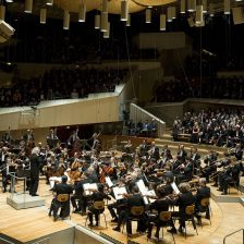The Berliner Philharmoniker (Photo: Berliner Philharmoniker / Monika Rittershaus
