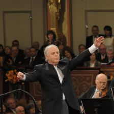Barenboim will conduct the 2014 New Year's Day Concert, Sony will release it