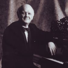 Bernard Roberts: acclaimed in a wide repertoire from Bach to Dodgson