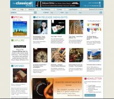 Theclassicalshop.net