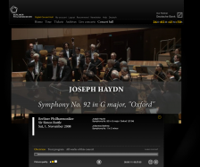 Haydn from Rattle and the Berlin Phil