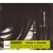 A powerful account of Debussy's only opera