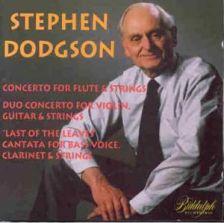 Obituary: Stephen Dodgson, composer