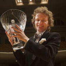 Nikolay Khozyainov is the winner of the Dublin International Piano Competition