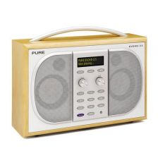 Win an Evoke-2S digital radio from Pure every month