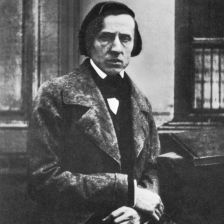 Frédéric Chopin (photo: Tully Potter)