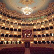 Scene of a strike: Venice's historic La Fenice (photo: Michele Crosera)