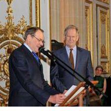 Sir John Eliot joins the French élite (Photo: Thomas Garnier)