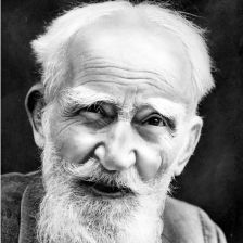 George Bernard Shaw (photo: Alamy)