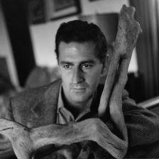 Composer Gian Carlo Menotti (Photo: Francis Menotti's personal collection)