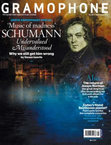 September issue of Gramophone - on sale now!