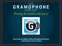 Listen to the lastest Gramophone Podcast