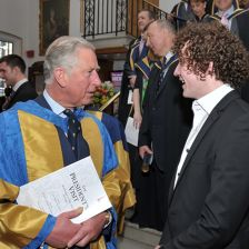 HRH The Prince of Wales launches new Royal College of Music Award