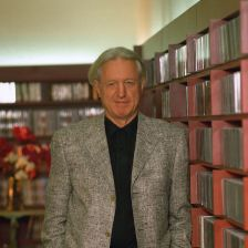 Looking to the future: Klaus Heymann, founder of Naxos