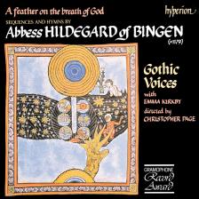 Gothic Voices' Award-winning Hyperion celebration of Hildegard of Bingen