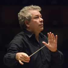 Jiří Bělohlávek receives an honorary CBE for services to music (photo: Clive Bar