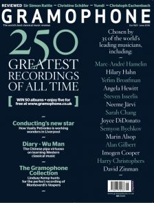 June issue of Gramophone - out now