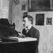 Karol Szymanowski as a young man (Photo: Tully Potter Collection