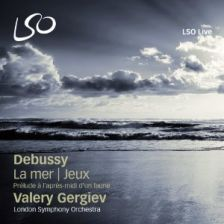LSO's Debussy enters the charts