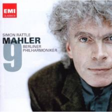 Sir Simon Rattle's recording of Mahler's Ninth Symphony