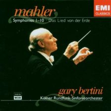 The ultimate Mahler bargain: Bertini conducts the complete symphonies