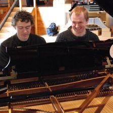 Paul Lewis and Steven Osborne: exploring Schubert together